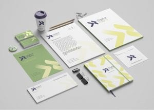 digital rugby stationery pack