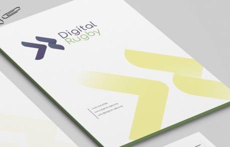 digital rugby writing pad
