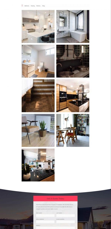 new hope diy portfolio photos