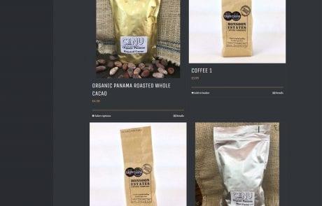 cenu cacao ecommerce store