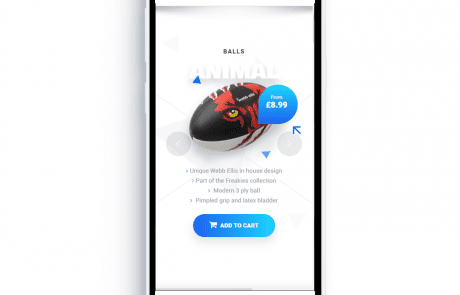 Webb Ellis Mobile Hero Mockup