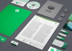 Explore Wordpress stationery