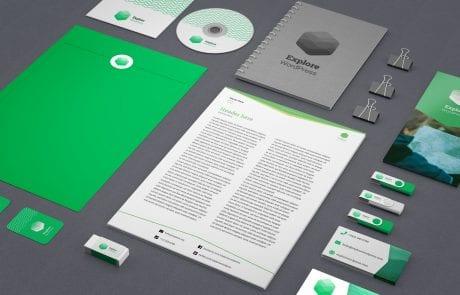 Explore Wordpress stationery .Training Initiative