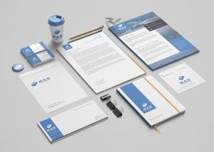 Mad Consulting Solutions Stationery