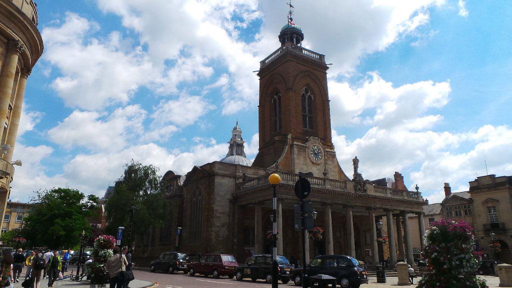 Building in Northampton