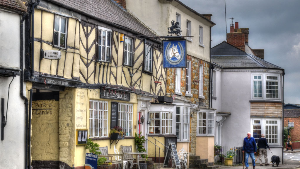 Warwick Old Town