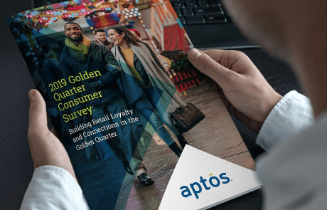 Screenshot magazine Aptos Retail