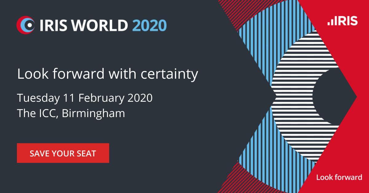Iris world 2020