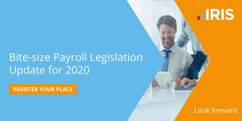 Payroll legislation