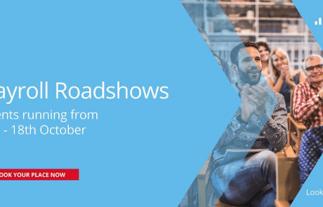Payroll roadshows