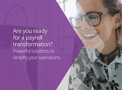 Payroll transformation