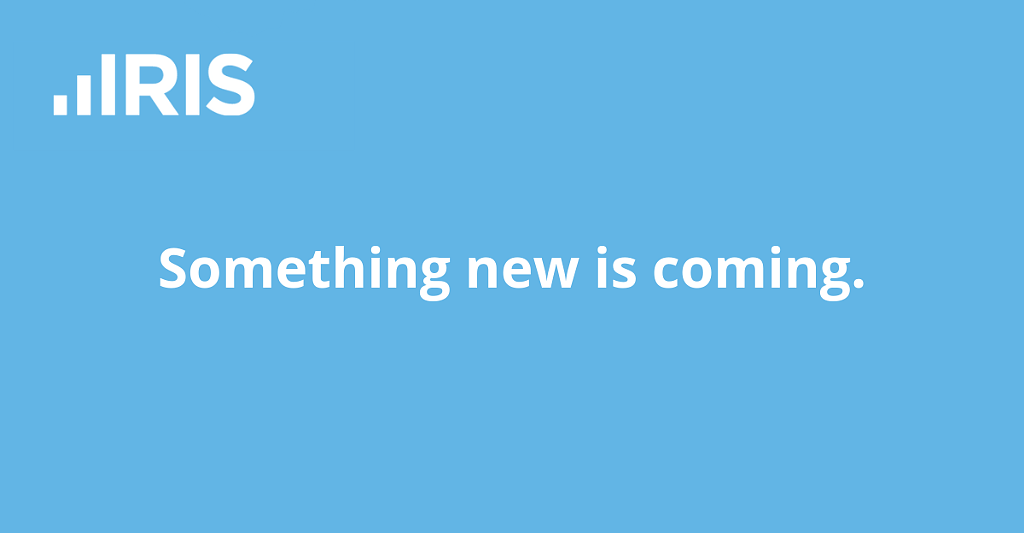 Something new is coming